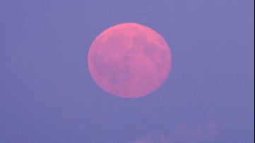 Super Pink Moon to be largest and brightest supermoon of 2020