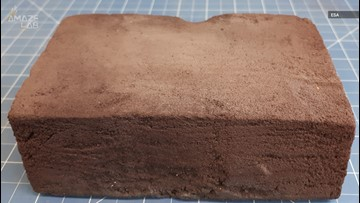 Bricks Made From Moon Dust Could Power Future Lunar Missions