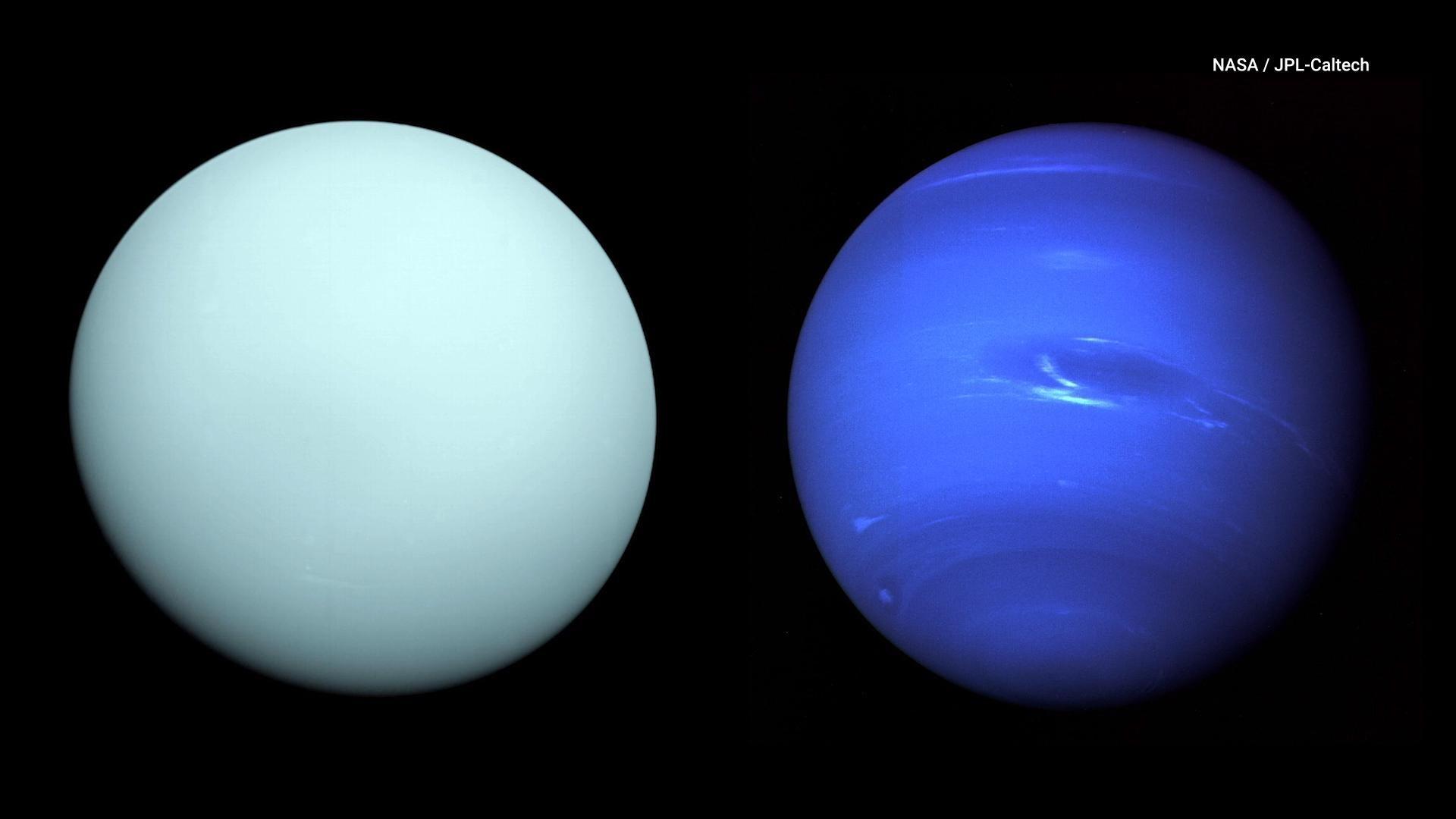 Uranus will be visible to the naked eye across the UK