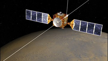 Mars Methane Mystery: Data from ESA Orbiters Add Another Twist