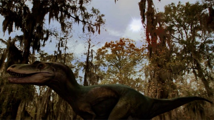 Dinosaurs With Long Tails Would Have Wagged Them As They Ran