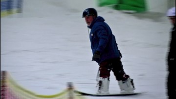 Former Soldier Who Had Both Legs Amputated Seeks Paralympic Gold with New Snowboard Design