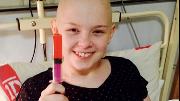 Miracle Drug Helps Teen Battling Incurable Cancer Stop Chemotherapy for Good