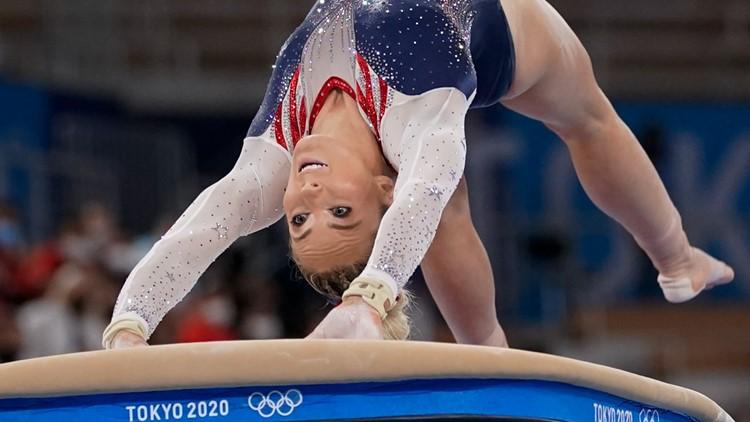 Women's gymnastics: Here's how Team USA did in vault finals