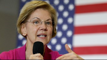 Des Moines Register endorses Warren as Democrats make last-minute Iowa push