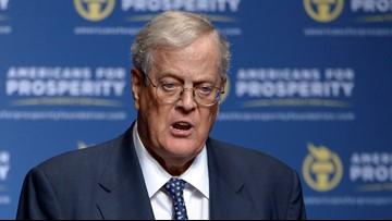 Billionaire conservative donor, philanthropist David Koch dead at 79