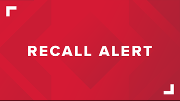 Vegetable product recall expands over listeria fears