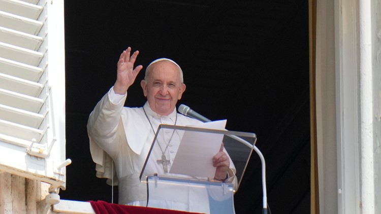 Vatican says Pope Francis is alert and well, a day after surgery