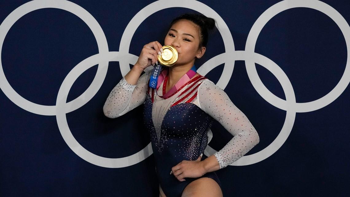 Tokyo Rewind, July 29: Suni Lee extends US all-around gold streak