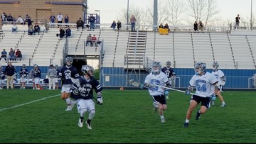 Columbine boys lacrosse dominant over Ralston Valley