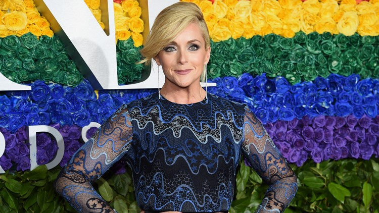Jane Krakowski is back at NBC for 'Annie Live!' this Christmas