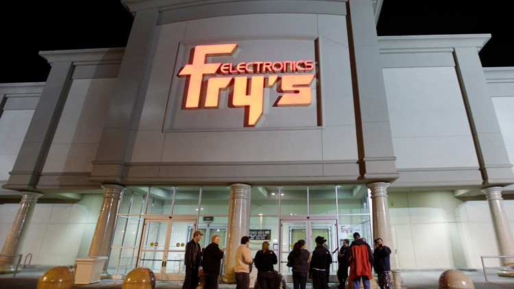 Electronics chain Fry's is closing all stores nationwide