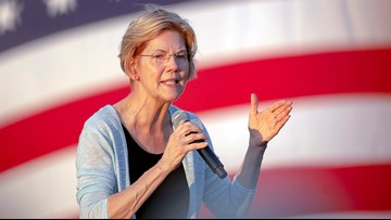 Elizabeth Warren has her own plan for everything - except this