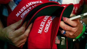 Oklahoma senators file bill to create 'Make America Great Again' license plates