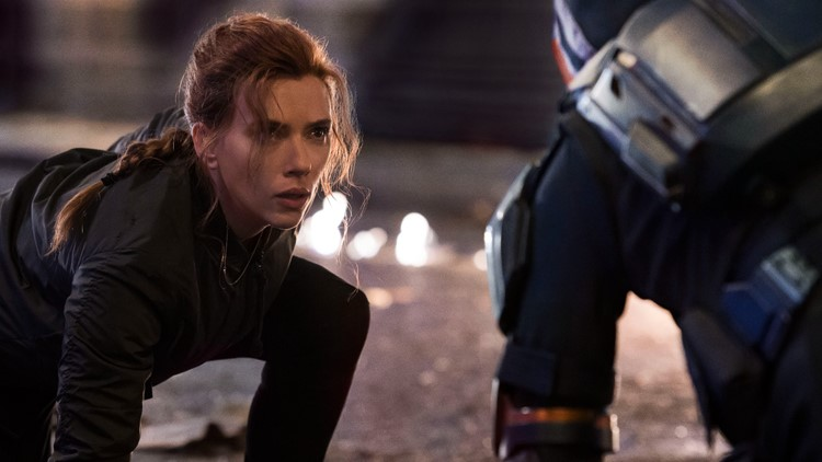 'Black Widow' soars to pandemic box office record