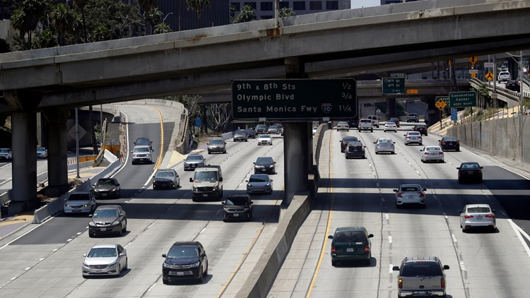 US traffic deaths spike in 2020 amid pandemic