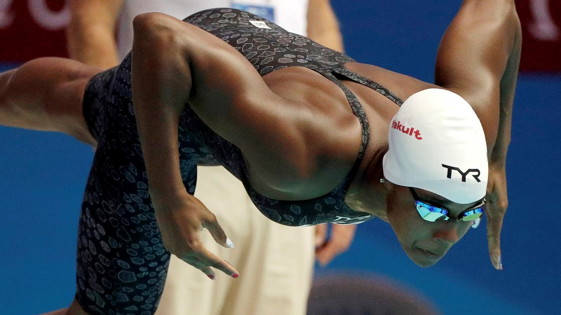 Shocking: Simone Manuel fails to make the final in 100 freestyle at Olympic trials