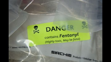 Police alerted to spread of deadly threat of synthetic drug fentanyl