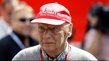 Formula One great Niki Lauda dies at 70