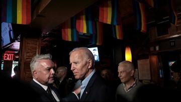 Biden visits Stonewall ahead of 50th anniversary of uprising