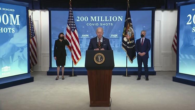 La Casa Blanca ofrece un nuevo crédito fiscal para ayudar a estimular la aplicación de vacunas
