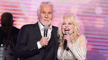 Dolly Parton speaks on death of Kenny Rogers