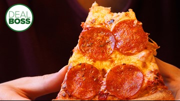 How to get 50% off pizza right now