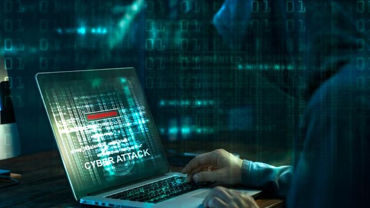 cyberattack hacker cyber