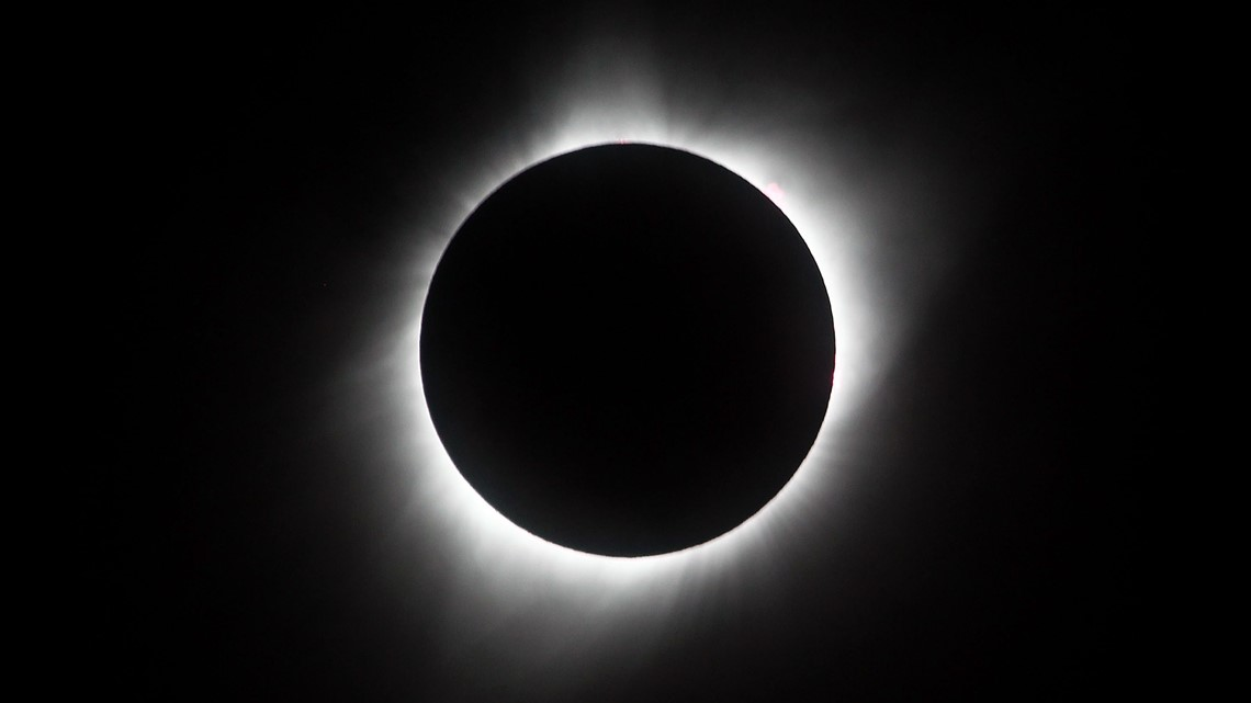 WATCH LIVE | Total solar eclipse to pass over South America Tuesday