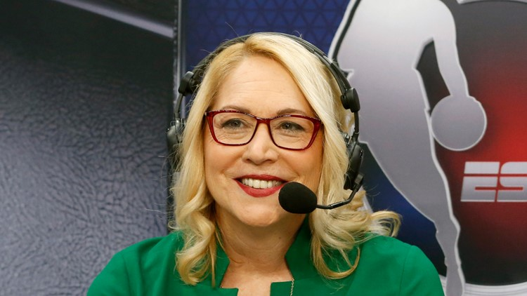 Doris Burke will work as analyst during conference, NBA Finals