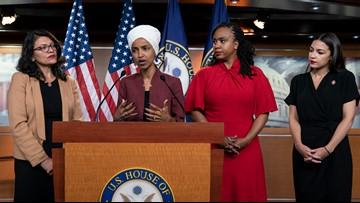 4 Democratic women of color slam Trump for 'bigoted remarks'