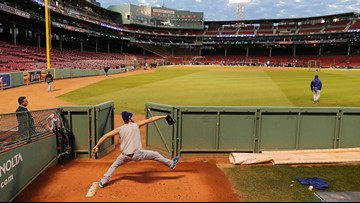 'So pumped': Die-hard fans ready for World Series in Boston