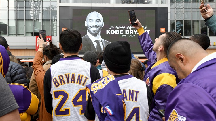 The 9 victims in the helicopter crash that killed Kobe Bryant