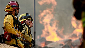How you can help firefighters battling the California wildfires
