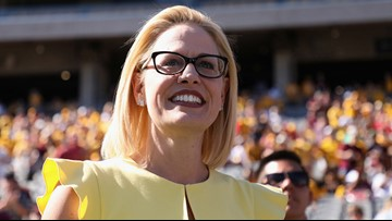 Kyrsten Sinema beats Martha McSally for Arizona's Senate seat, AP says