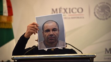 "US trial of Mexican drug lord ""El Chapo"" gets underway"