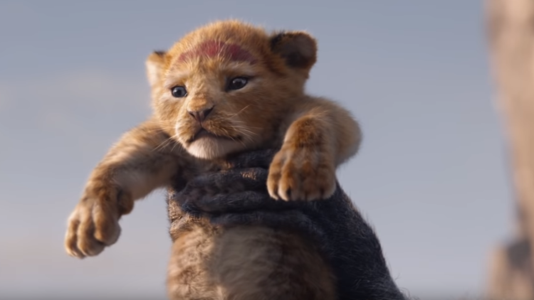 Disney releases teaser trailer for live-action 'Lion King