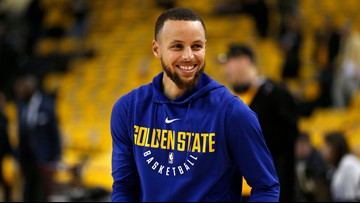 Warriors' Steph Curry responds to 9-year-old who wants his shoes to be available to girls