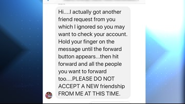 VERIFY: No, your Facebook friends aren't receiving invites from a clone of your account