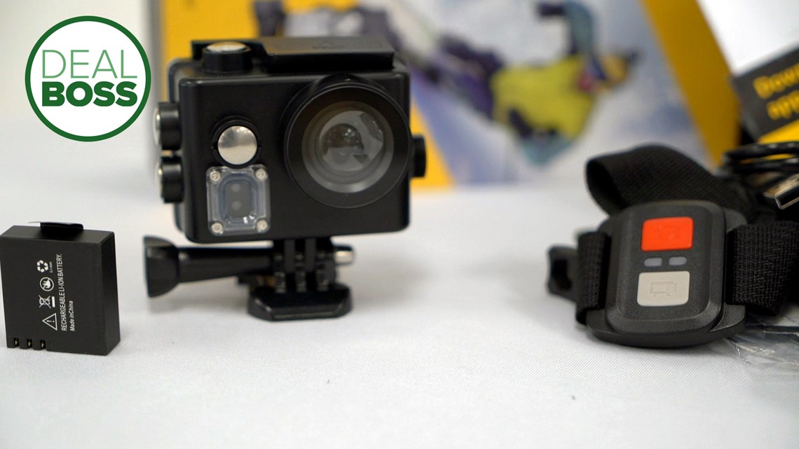 This $70 action cam holds its own against a GoPro, and it's a top holiday gift