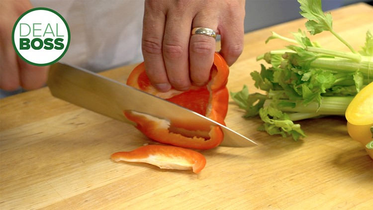 The best gift for the foodie on your holiday list: this $25 knife