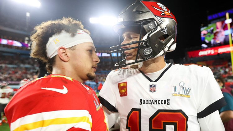 Can Patrick Mahomes catch Tom Brady now?