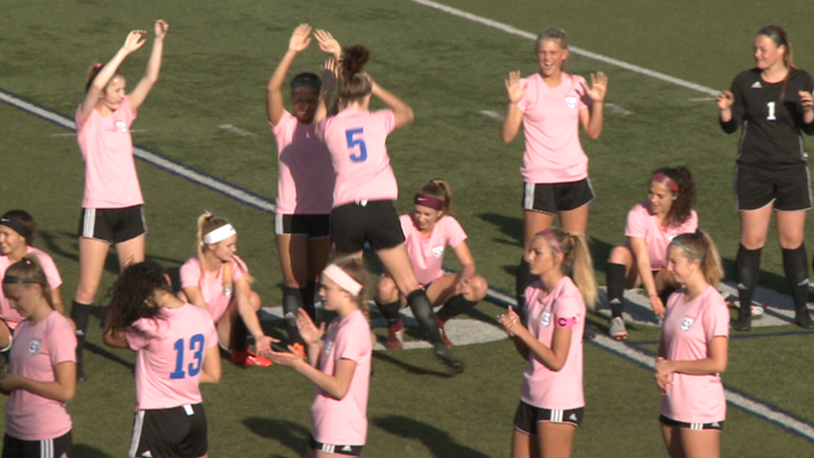Grandview soccer shuts out Cherokee Trail