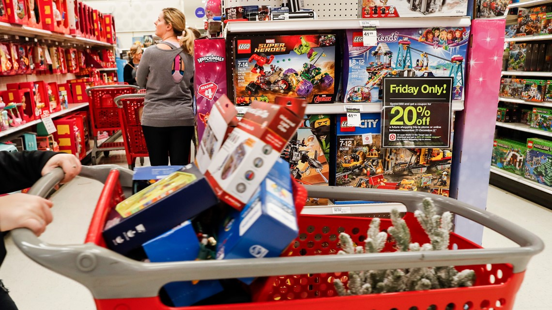 Target unveils Black Friday 2019 ad with early 'Holideals'