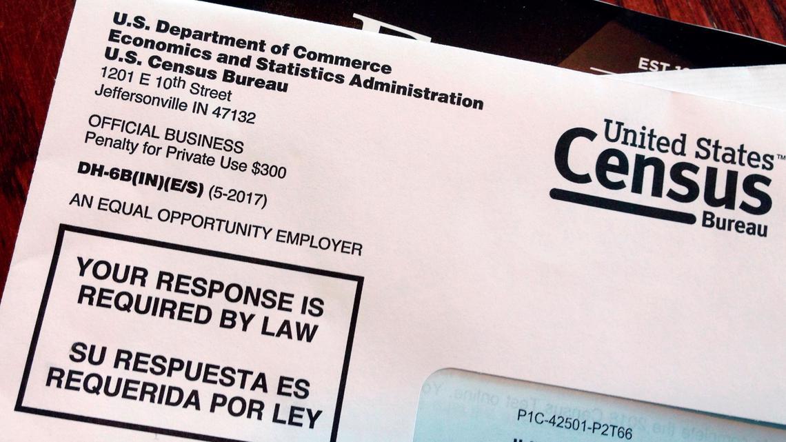 VERIFY: Responding to real Census Bureau letters