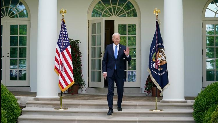 Biden meets DACA recipients in immigration overhaul push