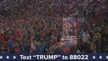 President Trump Unveils 2020 Campaign Ad