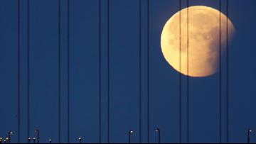 Tuesday's 'Pink' Supermoon to be biggest, brightest of 2020