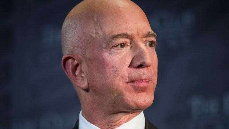Jeff Bezos commits $10 billion to fight climate change