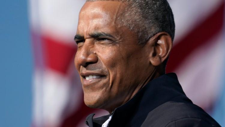 Obama curtails 60th birthday bash after virus surge